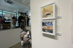 Square Prints Exhibition by HKARTS